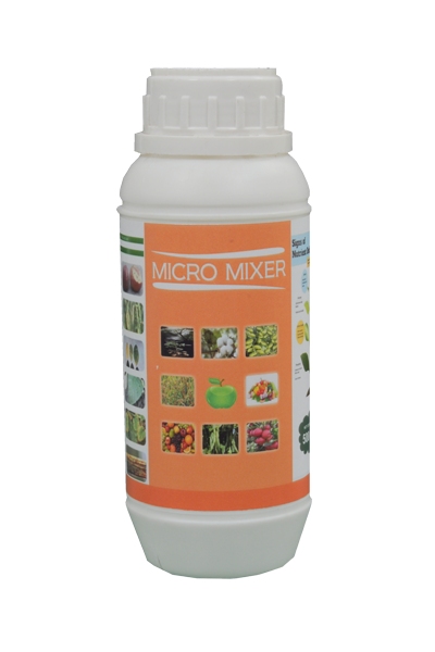 Micro Mixer, Chelated Micronutrient Supplier